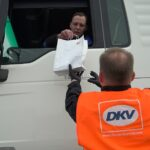 DKV rozdaje kierowcom zestawy ochronne