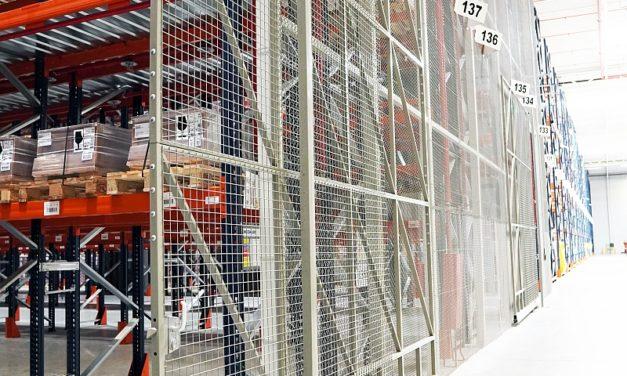 Magazyn FM Logistic CE z pozwoleniem na składowanie produktów wysokiego ryzyka