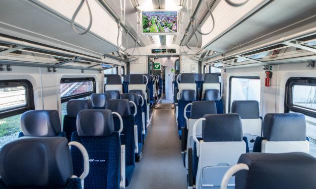 Koleje Śląskie zabezpieczają pociągi przeciw wirusom