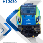 Grupa PKP Cargo po pierwszym półroczu 2020 roku