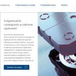 Nowa strona internetowa Utz