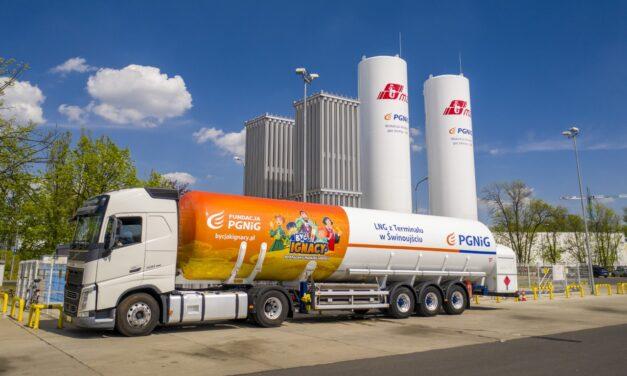 LNG – tania i czysta przyszłość transportu ciężkiego