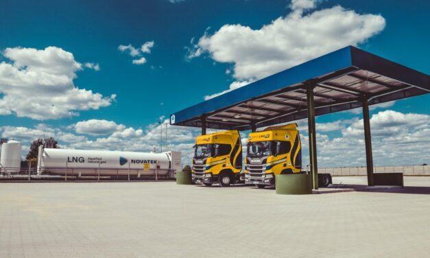 Nie daj się wyprzedzić – tankuj LNG w swojej bazie transportowej!