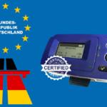 Firma Axxès uzyskała certyfikat uprawniający do poboru opłat drogowych w Niemczech