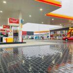 Nowa stacja Shell przy S1