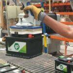 Pneumatyczne ramię do paletyzacji w ID Logistics